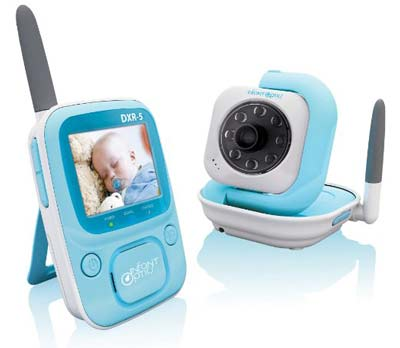 3. Infant Optics DRX-5 Portable Video Baby Monitor