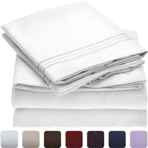 Top 6 Best Cheap Bed Sheet Sets in 2019 Reviews