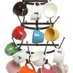 Coffee Mug Tree Stand