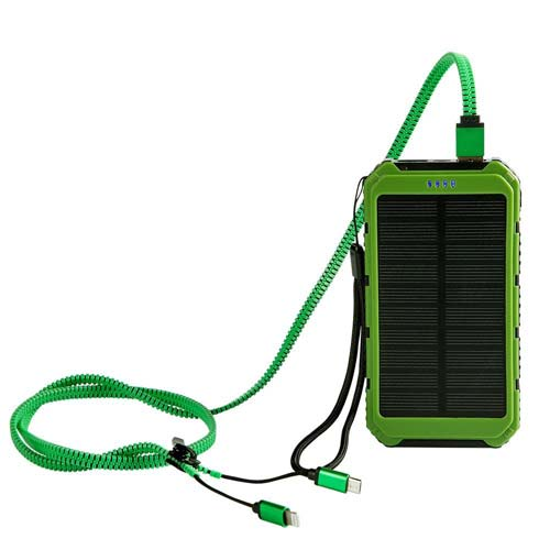3. Solar Charger Eco-daily Solar Power Bank