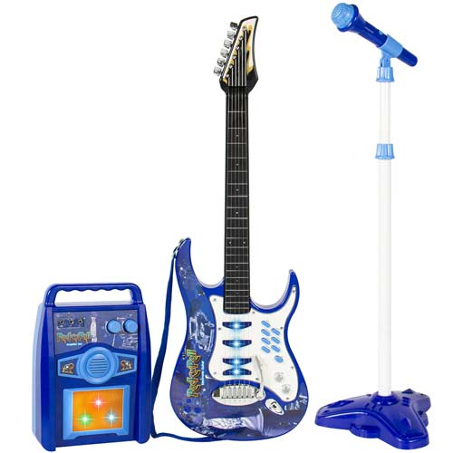 6. Best Choice Products Electronic Kid Guitar