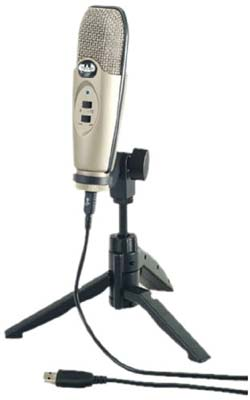 1. CAD Condenser Recording Microphone