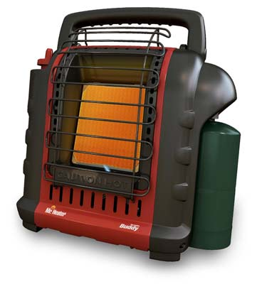 4. Mr. Heater F232000 MH9BX Portable Heater