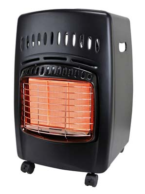 3. Dyna Glo RA18LPDG Propane Cabinet Heater