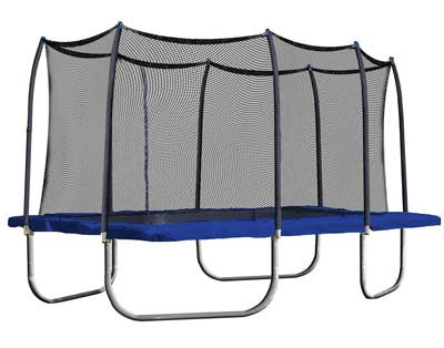 8. Skywalker Trampolines (15-Feet Rectangle Trampoline)