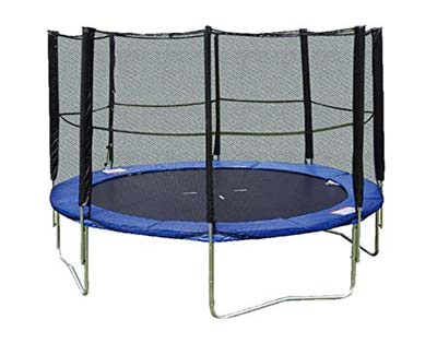 2. Super Jumper Trampoline