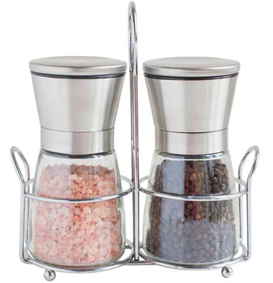 Willow Everett Salt And Pepper Shakers