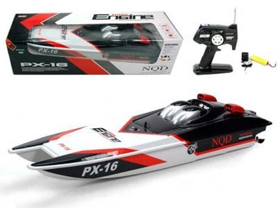 4. Storm Engine RC Boat