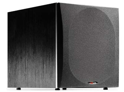 2. Polk Audio PSW505 Powered Subwoofer