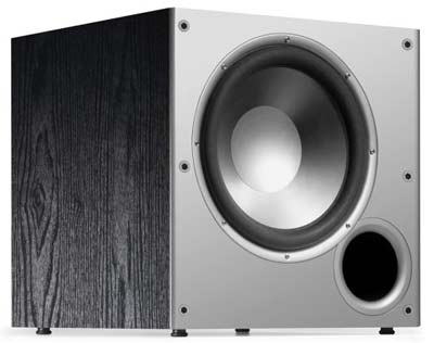 1. Polk Audio PSW10 Powered Subwoofer