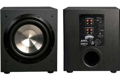 4. BIC America F12 Powered Subwoofer