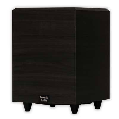 3. Acoustic Audio PSW-8 Powered Subwoofer