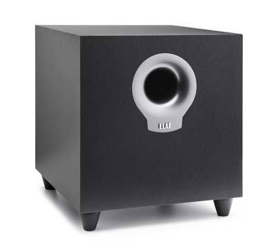 9. ELAC S10 Powered Subwoofer