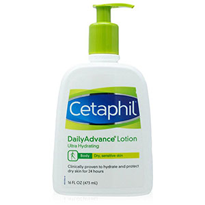 5. Cetaphil Ultra HydratingDaily Advance Lotion