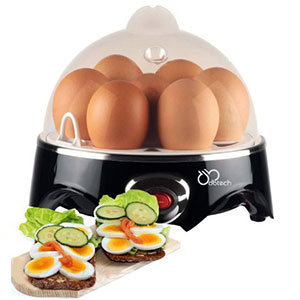1. DBTech Automatic Electric Egg Cooker
