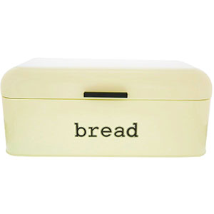 1. Juvale Bread Box For Kitchen