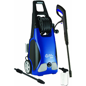 4. Annovi Reverberi 1,900 PSI Electric Pressure Washer (AR383)