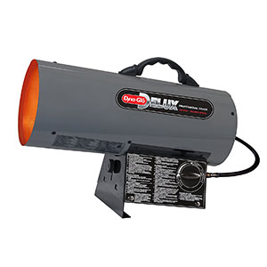 4. Dyna-Glo Propane Forced Air Heater (RMC-FA60DGD)