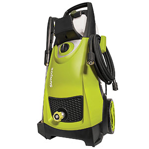 8. Snow Joe 2030 PSI 1.76 GPM Electric Pressure Washer (SPX3000)