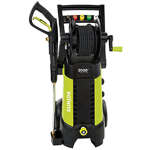2. Snow Joe 2030 PSI 1.76 GPM Electric Pressure Washer (SPX30001)