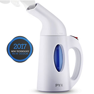 3. PAX New Design White Clothes Steamer