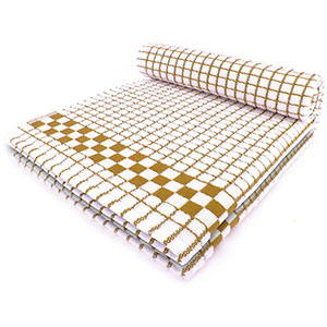 10. Fecido Classic 2-Set Kitchen Dish Towels