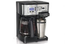 Single Cup Home Coffee Maker