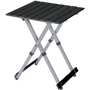 7. GCI Outdoor Compact Camp Folding Table