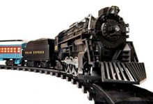 Electric Toy Train Sets for Kids
