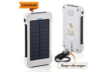Solar Power Banks for Mobile