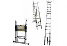 Telescoping Extension Ladder