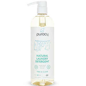 5. Puracy Natural 10x Concentrated Liquid Laundry Detergent