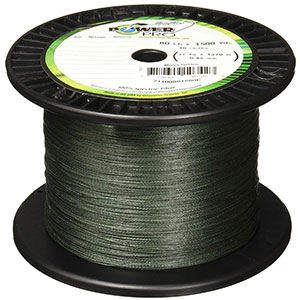 2. PowerPro Spectra Fiber Braided Fishing Line