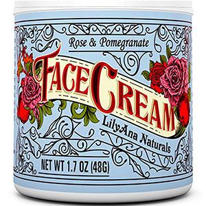 5. Anti-Aging Face Cream Moisturizer for Natural Skin Care