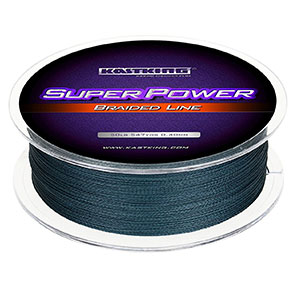 1. KastKing SuperPower Braided Fishing Line