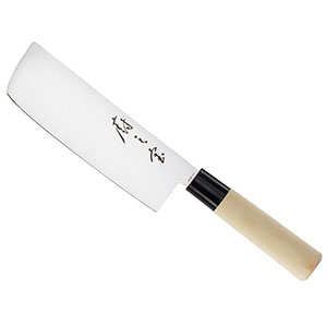 1. Mercer Culinary Nakiri Vegetable Knife