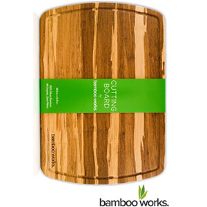3. Bamboo Works Cutting Boards