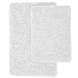 9. Lavish Home Memory Foam Bath Mat