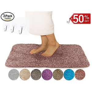 4. Yimobra Luxurious Large-Sized Bath Mat