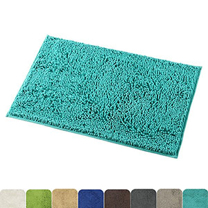 2. Mayshine Non-Slip Shower Bathroom Mat